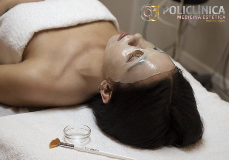 LA MÁSCARA FACIAL CON LUZ LED MEDIDERMA
