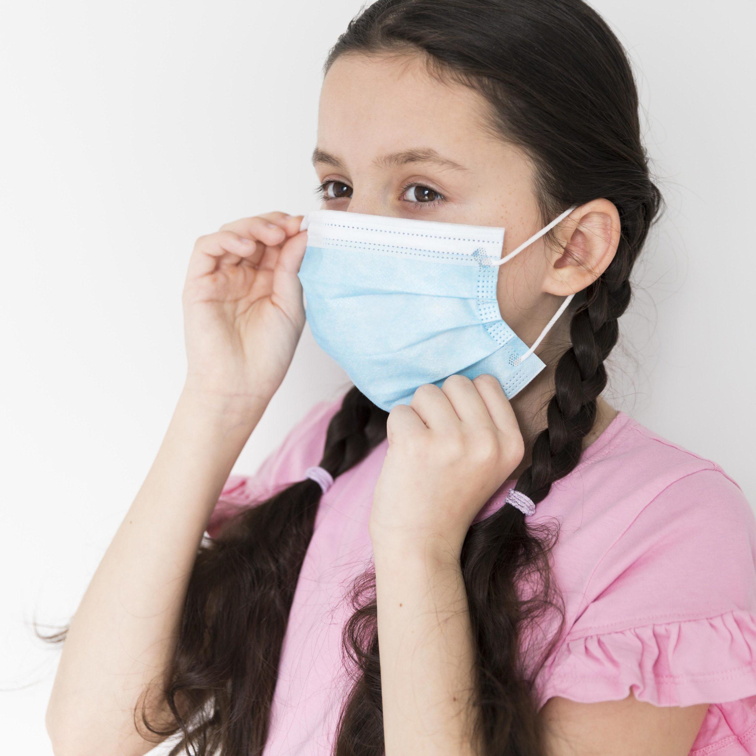 Niños y covid-19: cómo afecta la infección a los más pequeños
