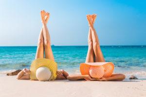 Evita la retención de líquidos en verano. Libérate por fin.